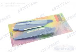 Спойлерок дворника синий с наклейками (к-кт 2 шт)