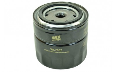 Фильтр масляный ВАЗ 2101-07, 2121-214, ГАЗ 2217, 2705, 3110, УАЗ, Москвич без уп. высокий WIX