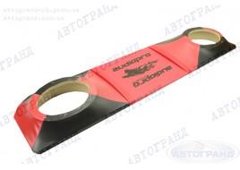 Полка багажника 2101-2107 акустическая красная