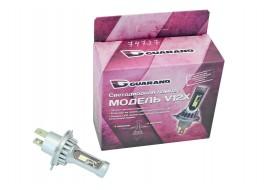 Светодиодная лампа LED V12x H4(Lo) | 9-32v, 20w, 6000k Headlight