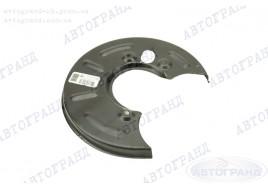 Кожух защитный тормозного диска 2108, 2109, 21099, 2110-2115 правый (R 13) АвтоВАЗ