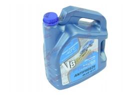 Антифриз G11 (-40С 5 кг синий V8)