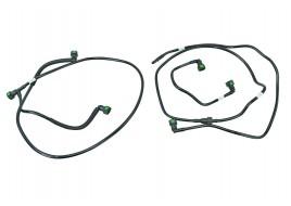 Топливные полиамидные трубки (к-т из 4 шт) Газель-УМЗ 4216 ЕURO-3