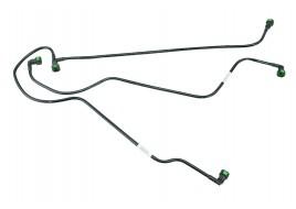 Трубка топливная 21101-2170 1,6 (пластик) возле бака (к-кт 2шт)