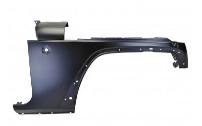 Крыло переднее Jeep Wrangler 3 JK (2007-2018) дорест, рестайлинг без повторителя правое Тайвань