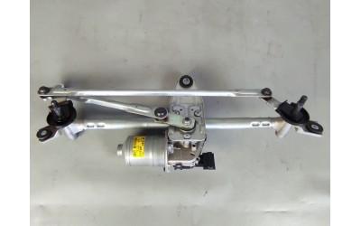 Моторедуктор стеклоочистителя Hyundai Santa Fe 4 2.2 D (2018-нв) с трапецией оригинал б/у