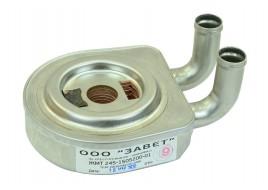 Теплообменник жидкостно масляный ГАЗ A21R23 NEXT (УМЗ 274, Evotech2.7 дв) ООО ЗАВЕТ