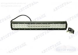 Дополнительные светодиодные фары ближнего и дальнего света с линзой 5 D