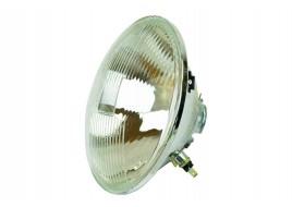 Элемент оптический (оптика) на ВАЗ 2101, 2102, 2121, ниву, ГАЗ 24, УАЗ 469, буханку, КАМАЗ (с подсветкой, без отсекателя, Н4) (10) Освар