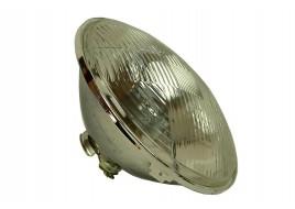 Элемент оптический (оптика) на ВАЗ 2101, 2102, 2121, ниву, ГАЗ 24, УАЗ 469, буханку, КАМАЗ (без подсветки, с отсекателем, Н4) (114) Освар