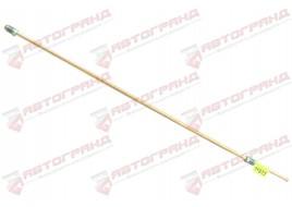 Трубка тормозная ГАЗ 3302, 3110, 24, 2410 (д.5) 60 см от гидроагрегата к шлангу контура (Медь)