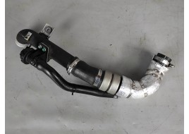 Патрубок интеркулера Kia Sportage 4 GT Line 1.6 T-GDi с клапаном рециркуляции оригинал б/у