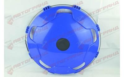 Колпак колесный защитный (синий, задний универсальный R22.5)