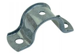 Скоба подушки стабилизатора ГАЗ 3302, 2217 (хомут)  новый образец (пр-во Россия)