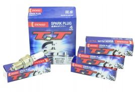 Свечи зажигания 2101-2107, 2108-2199, 2121, 1102, Lanos,Aveo TT с резистором (8 кл)(к-кт 4 шт) DENSO