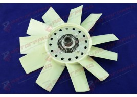 Гидромуфта привода вентилятора УАЗ 3741, 3909, ,Хантер (ЗМЗ 409, 514 дв) в сборе