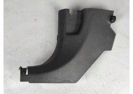 Накладка угловая Hyundai Santa Fe 4 2.2 D (2018-нв) передняя левая оригинал б/у