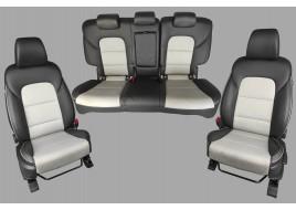 Сидения Kia Sportage 4 GT Line 1.6 T-GDi (к-кт 5 шт) оригинал б/у