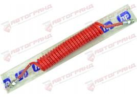 Шланг пневматический POLIURITAN M22x1.5MM (наружн) X M18x1.5MM (внутр)  красный 5M