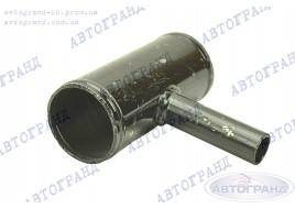 Трубка УАЗ-452 отводящая (тройник)