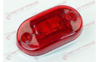 Фонарь габаритный LED красный