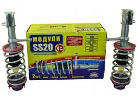 Модуль передней подвески 2108, 2109, 21099, 2113-2115 Комфорт с опорой Стандарт (к-кт 2 шт) SS-20