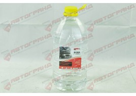 Вода дистиллированная 5L WATER